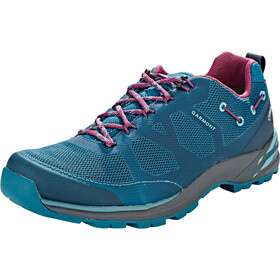 Garmont Atacama Low GTX Sko Damer, blue
